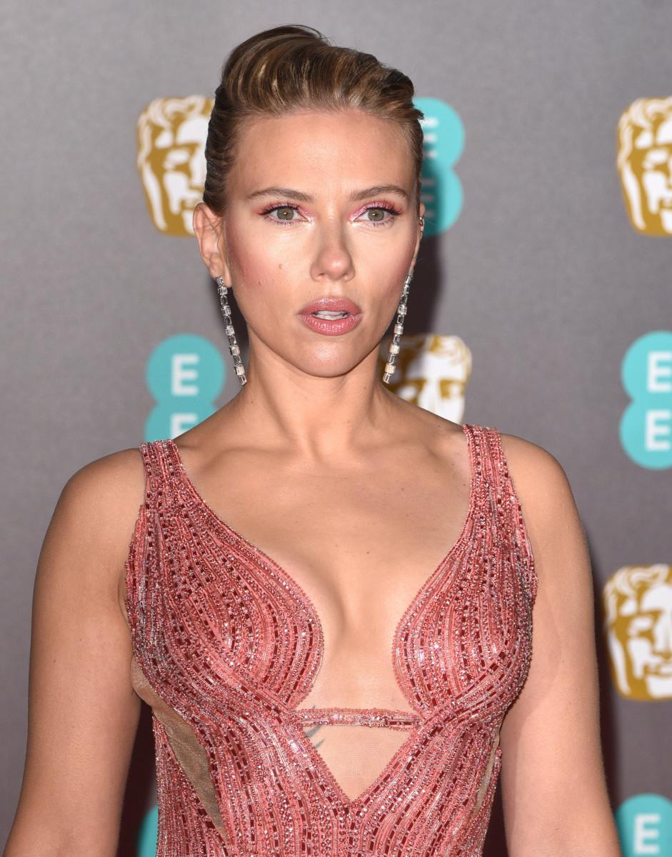 Scarlett Johansson BAFTA Awards 2020