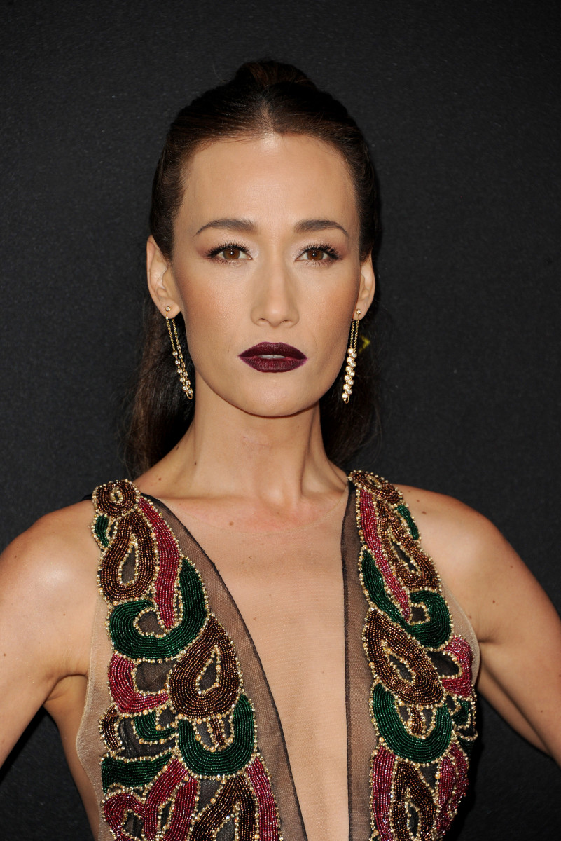 Maggie Q People's Choice Awards 2019