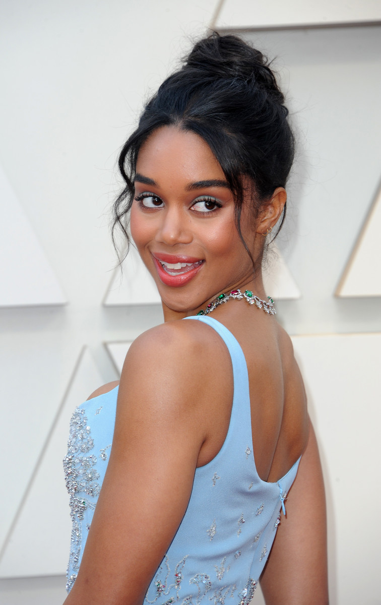 Laura Harrier Oscars 2019