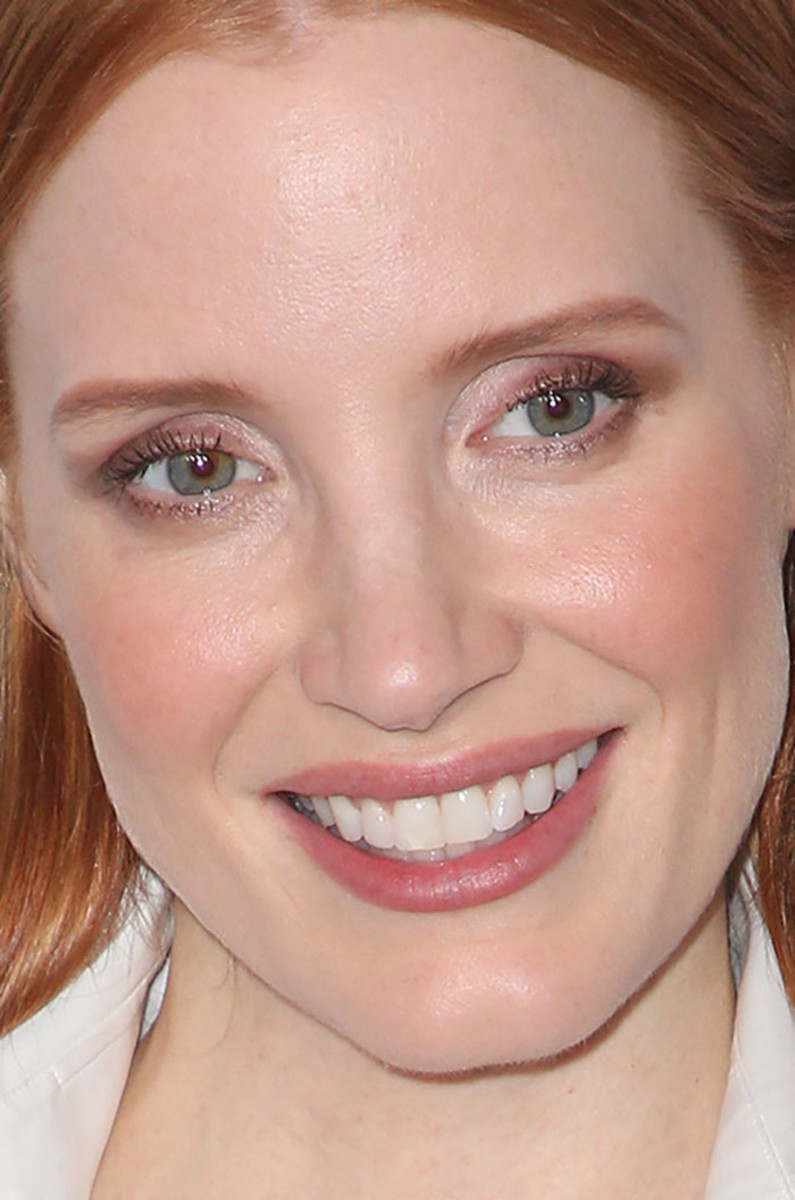 Jessica Chastain Elle Women in Hollywood Awards 2017
