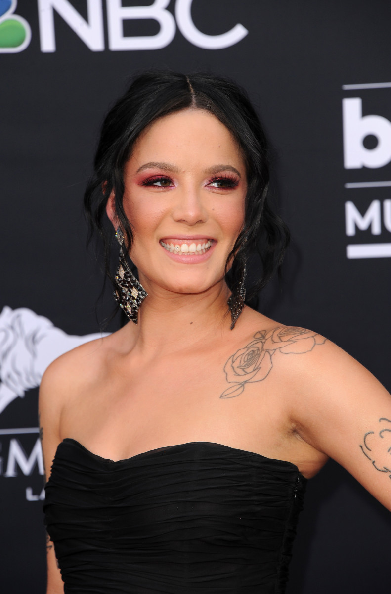 Halsey Billboard Music Awards 2018