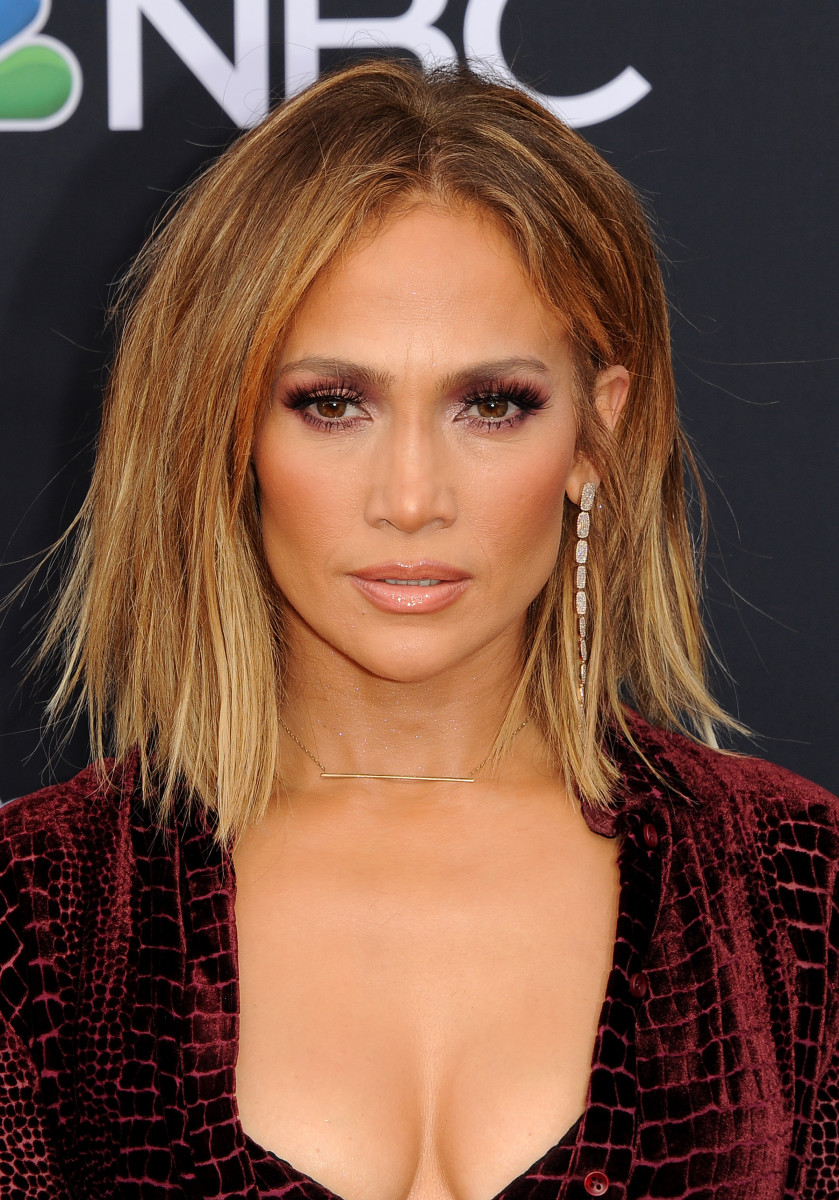 Jennifer Lopez Billboard Music Awards 2018