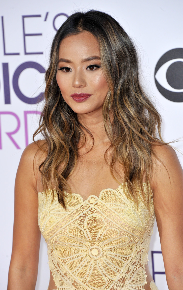 Jamie Chung People's Choice Awards 2017