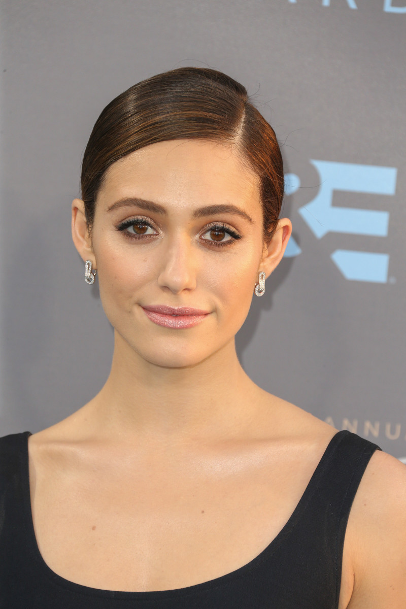 Emmy Rossum Critics' Choice Awards 2016