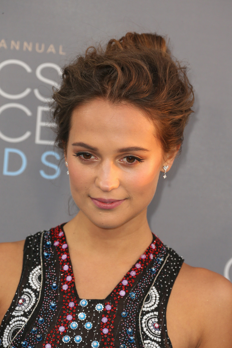 Alicia Vikander Critics' Choice Awards 2016