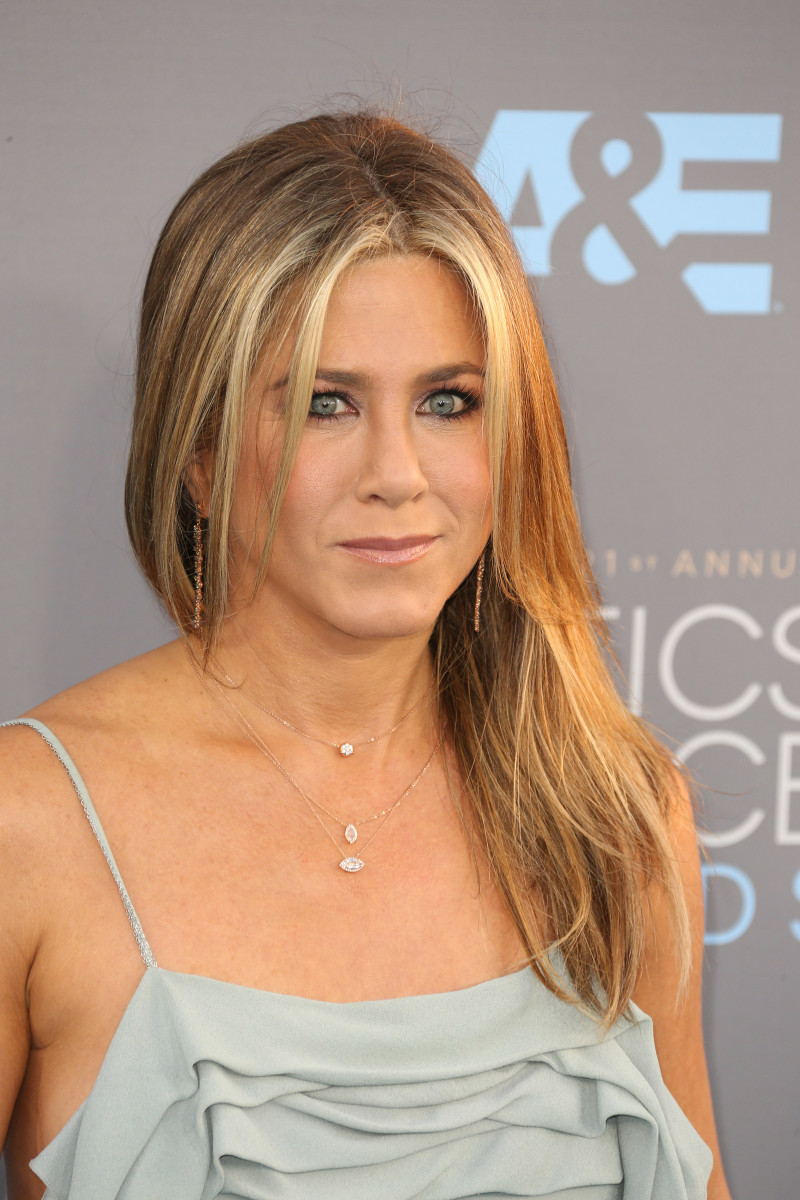 Jennifer Aniston Critics' Choice Awards 2016
