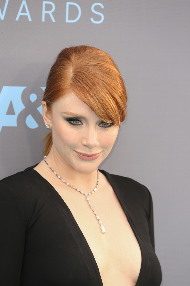 Bryce Dallas Howard Critics' Choice Awards 2016