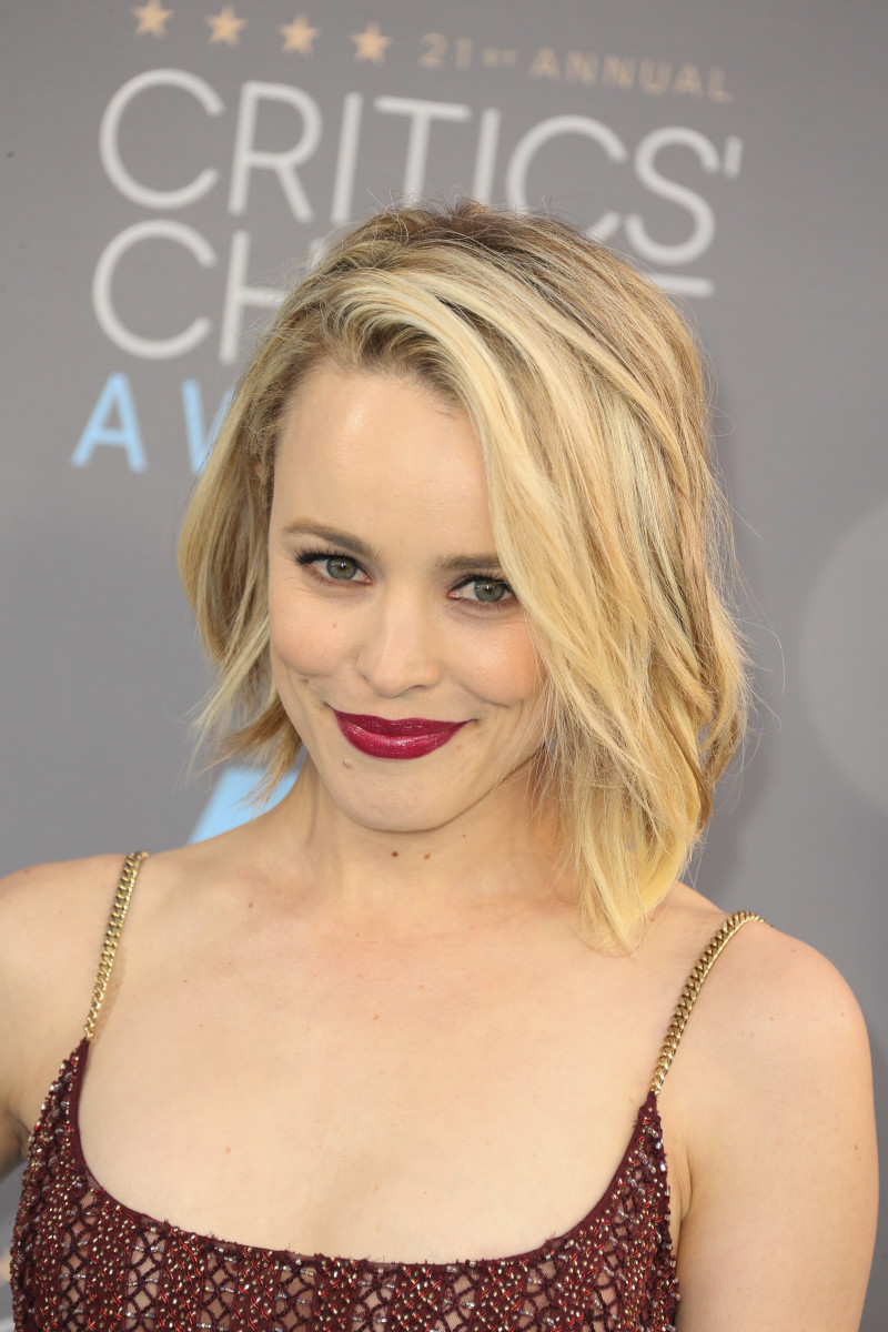 Rachel McAdams Critics' Choice Awards 2016