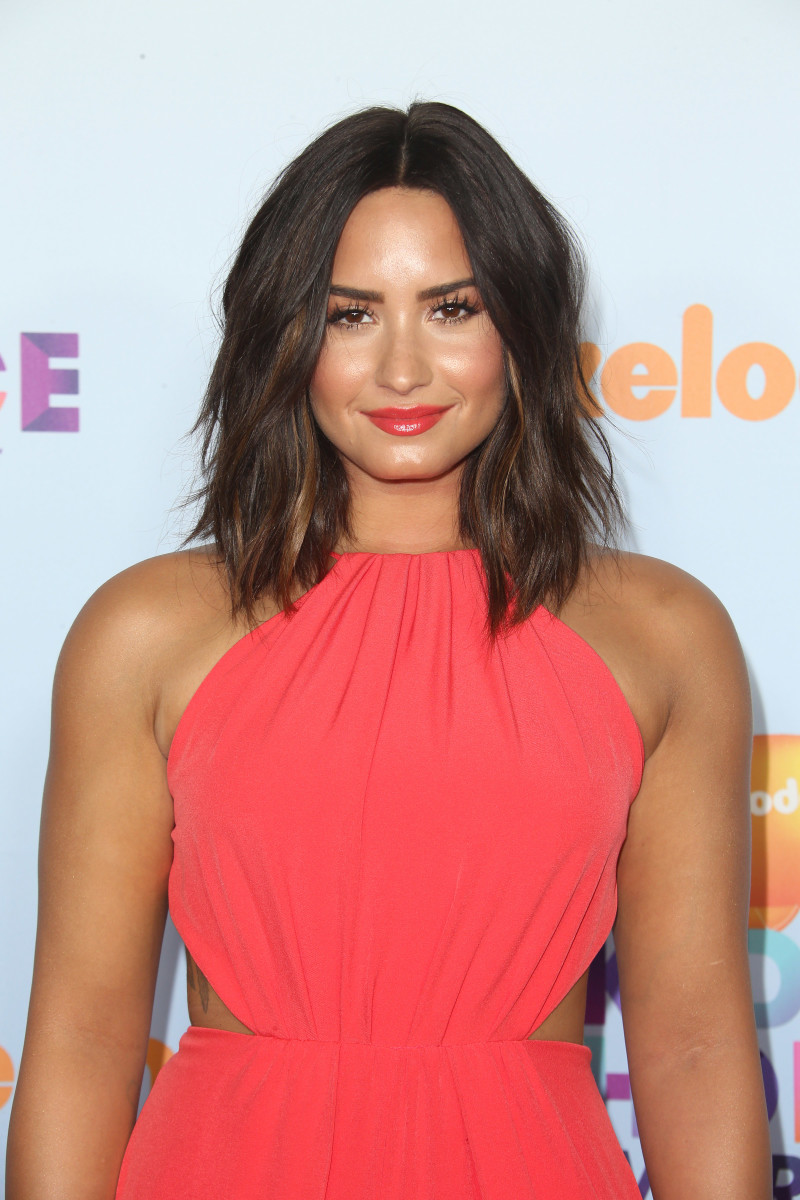 Demi Lovato Kids' Choice Awards 2017