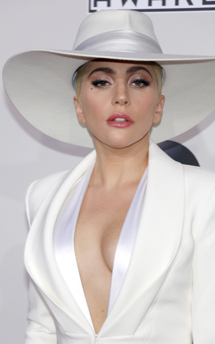 Lady Gaga American Music Awards 2016