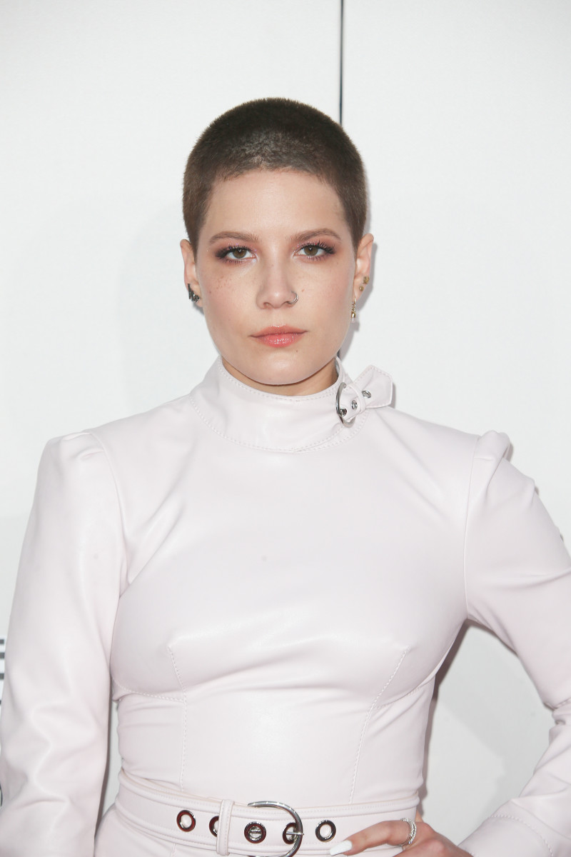 Halsey American Music Awards 2016