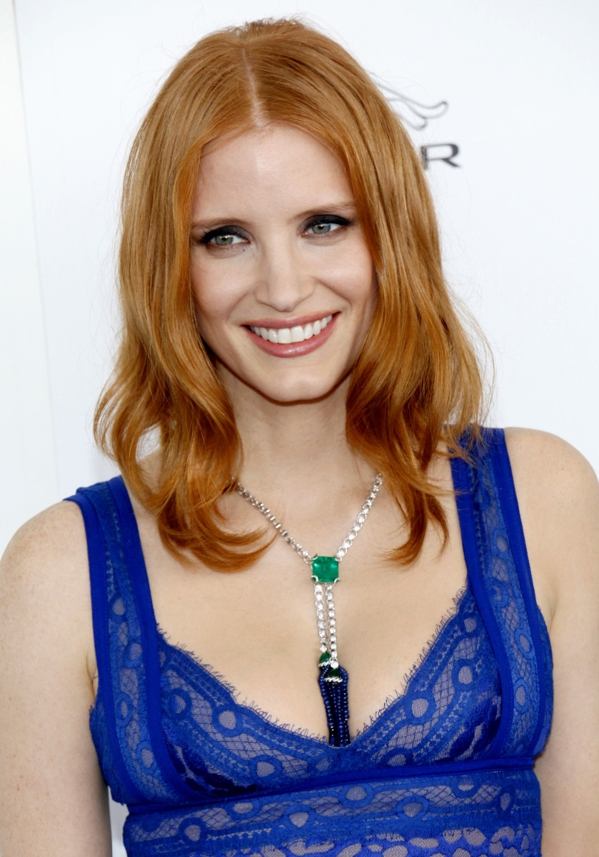 Jessica Chastain Independent Spirit Awards 2016