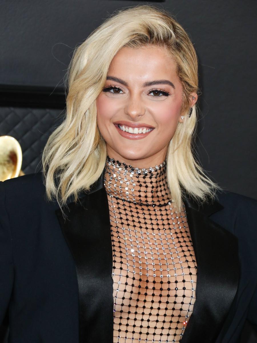 Bebe Rexha Grammys 2020