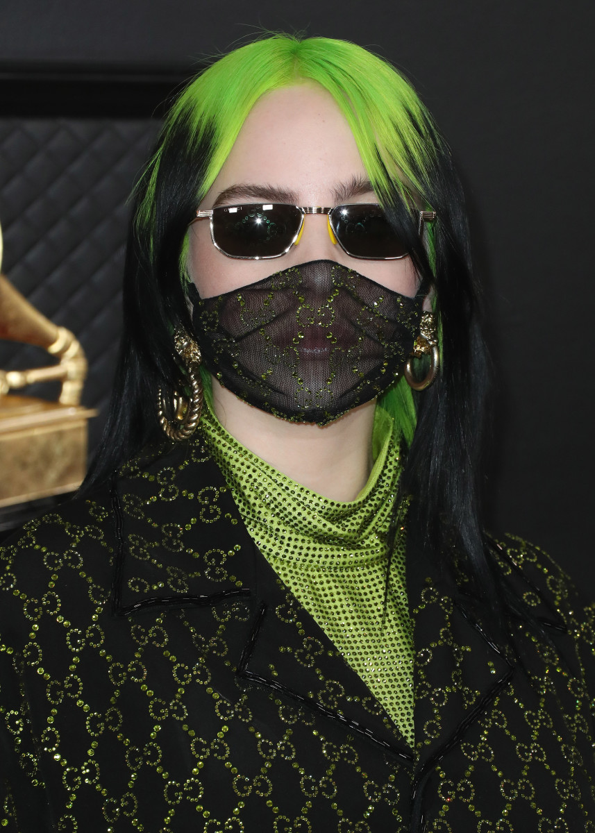 Billie Eilish Grammys 2020