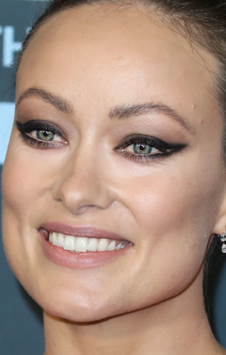Olivia Wilde Critics' Choice Awards 2020