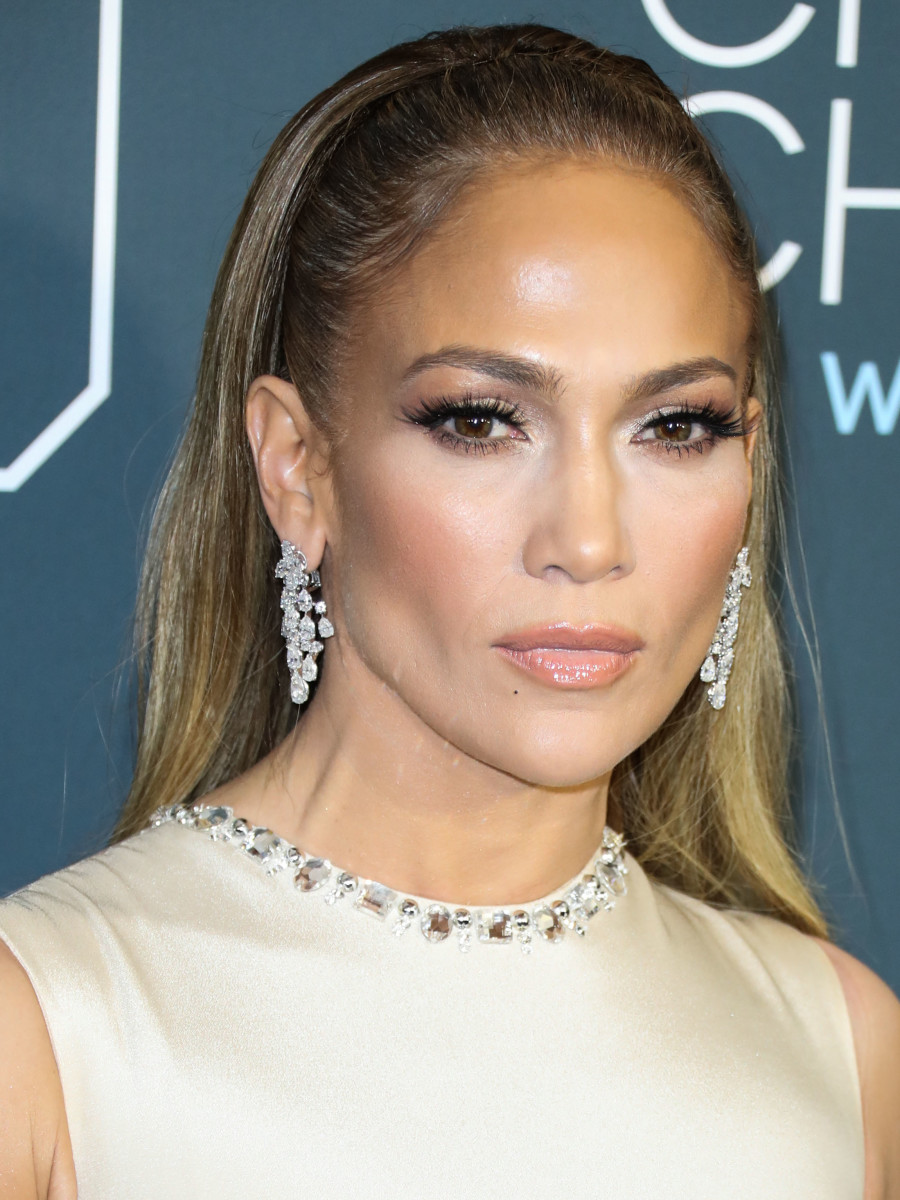 Jennifer Lopez Critics' Choice Awards 2020