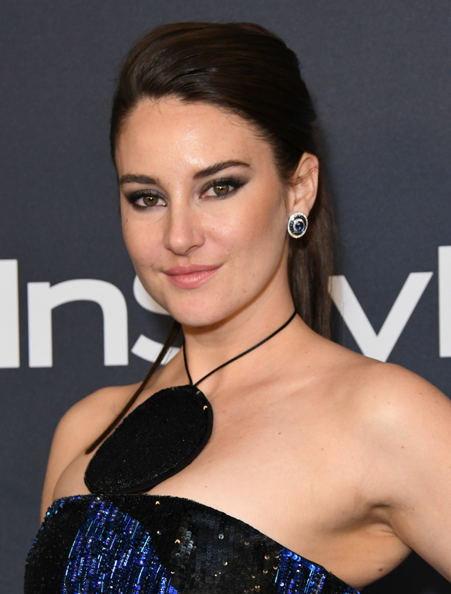 Shailene Woodley InStyle Warner Bros Golden Globes After Party 2020