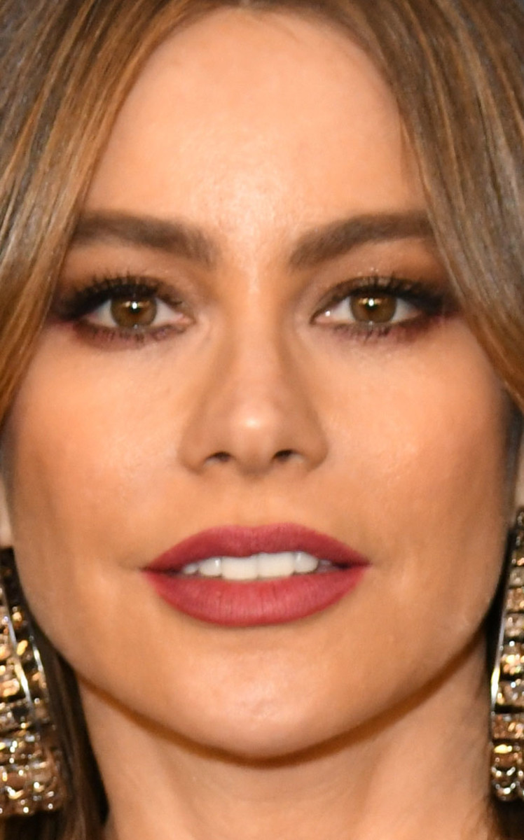 Sofia Vergara InStyle Warner Bros Golden Globes After Party 2020