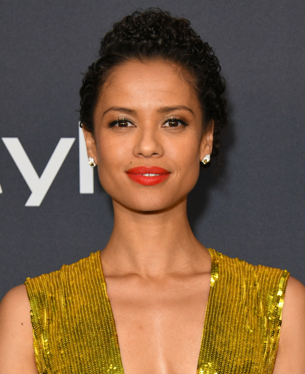 Gugu Mbatha-Raw InStyle Warner Bros Golden Globes After Party 2020