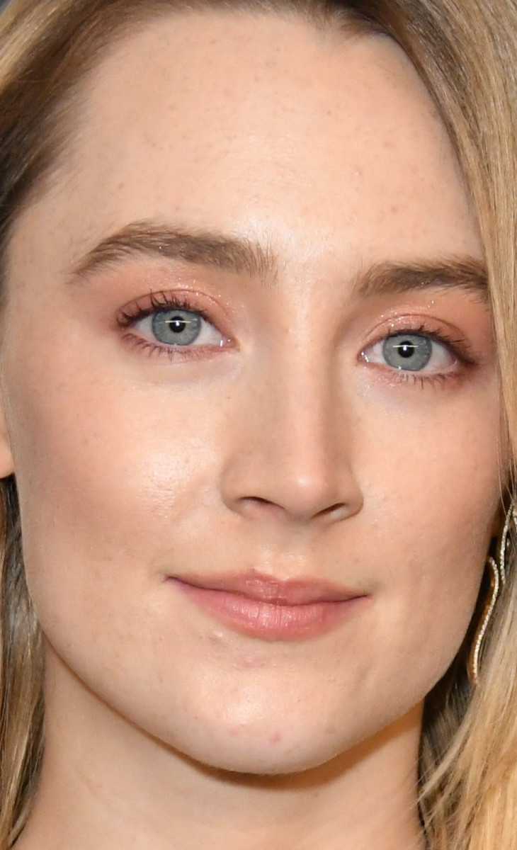 Saoirse Ronan InStyle Warner Bros Golden Globes After Party 2020