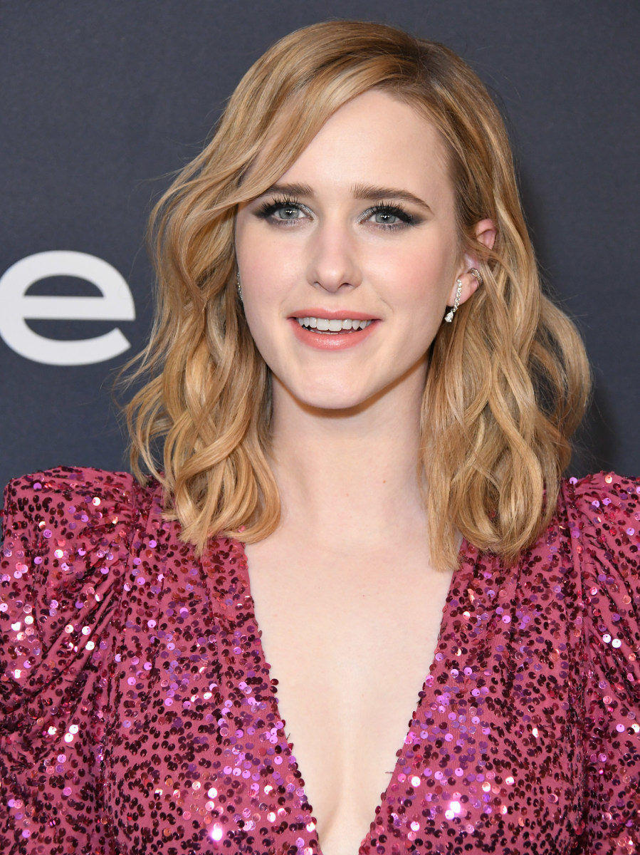 Rachel Brosnahan InStyle Warner Bros Golden Globes After Party 2020