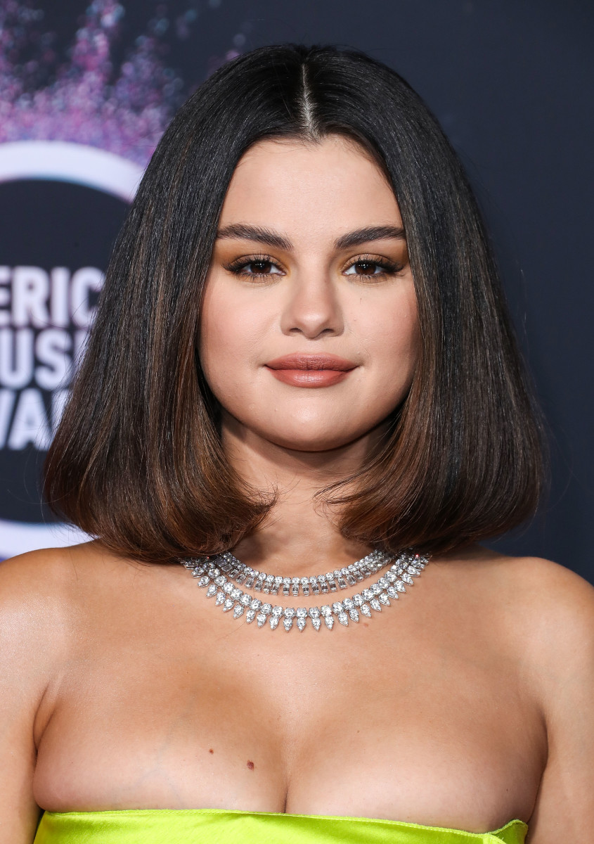 Selena Gomez American Music Awards 2019