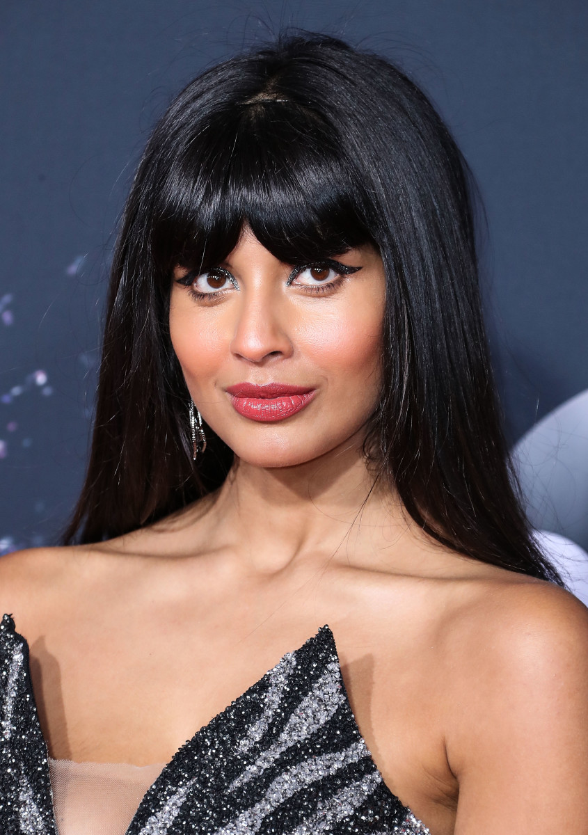 Jameela Jamil American Music Awards 2019