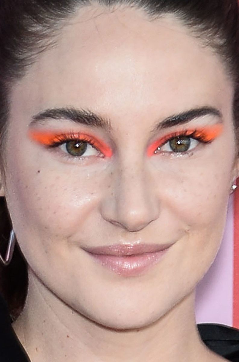 Shailene Woodley CFDA Awards 2019