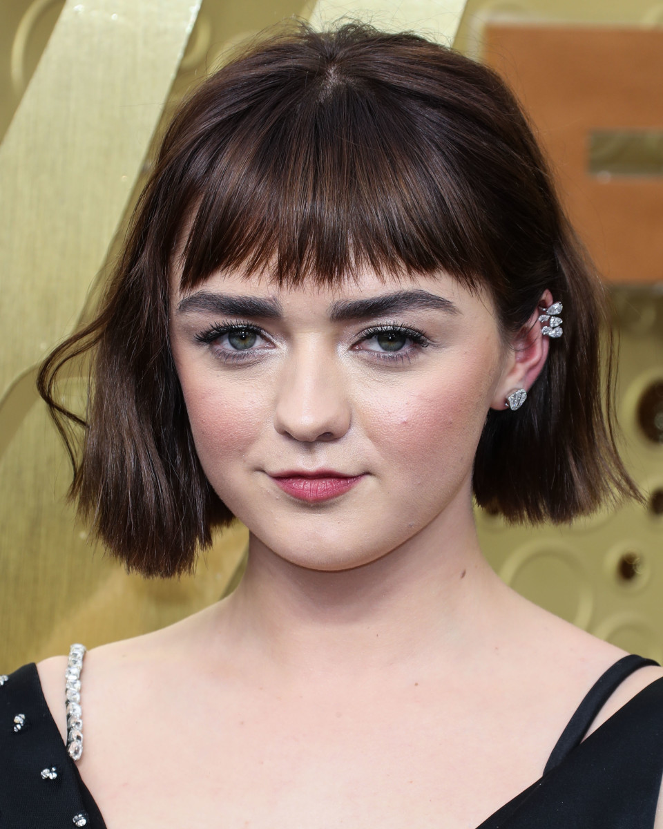 Maisie Williams Emmys 2019