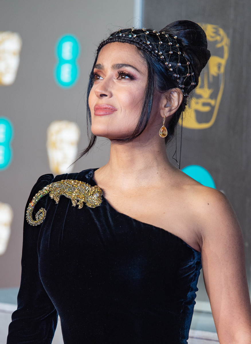 Salma Hayek BAFTA Awards 2019