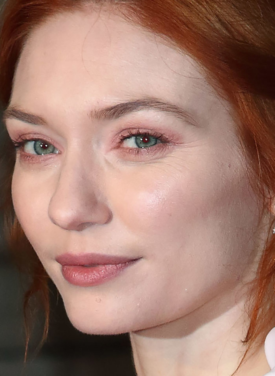 Eleanor Tomlinson BAFTA Awards 2019