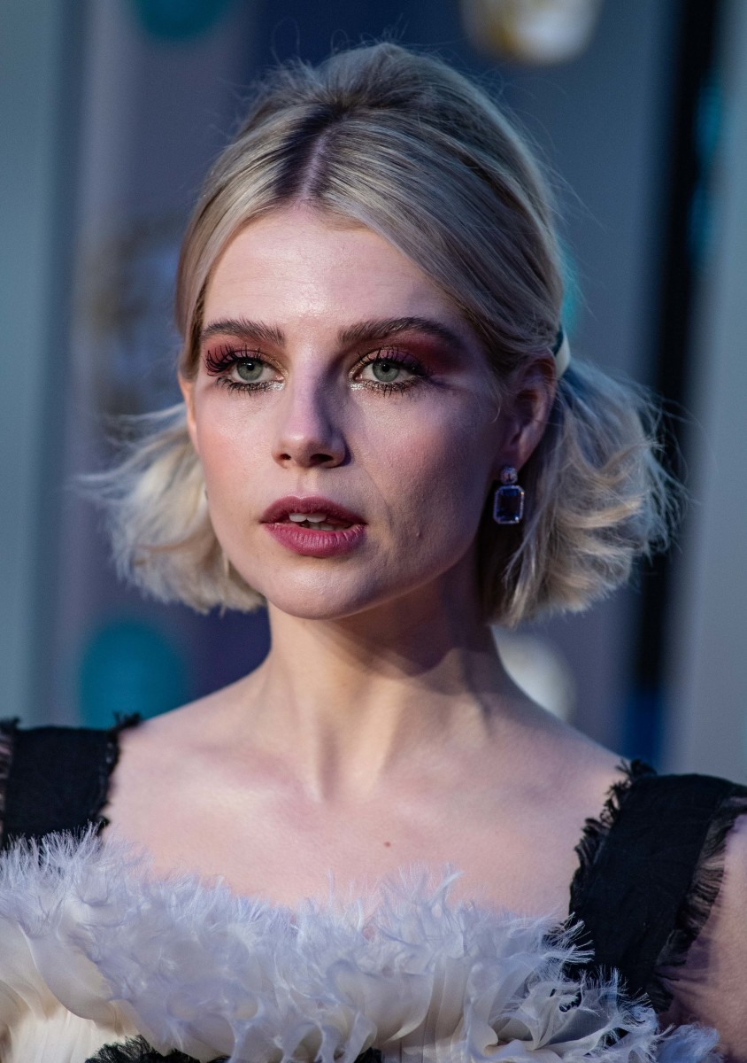 Lucy Boynton BAFTA Awards 2019