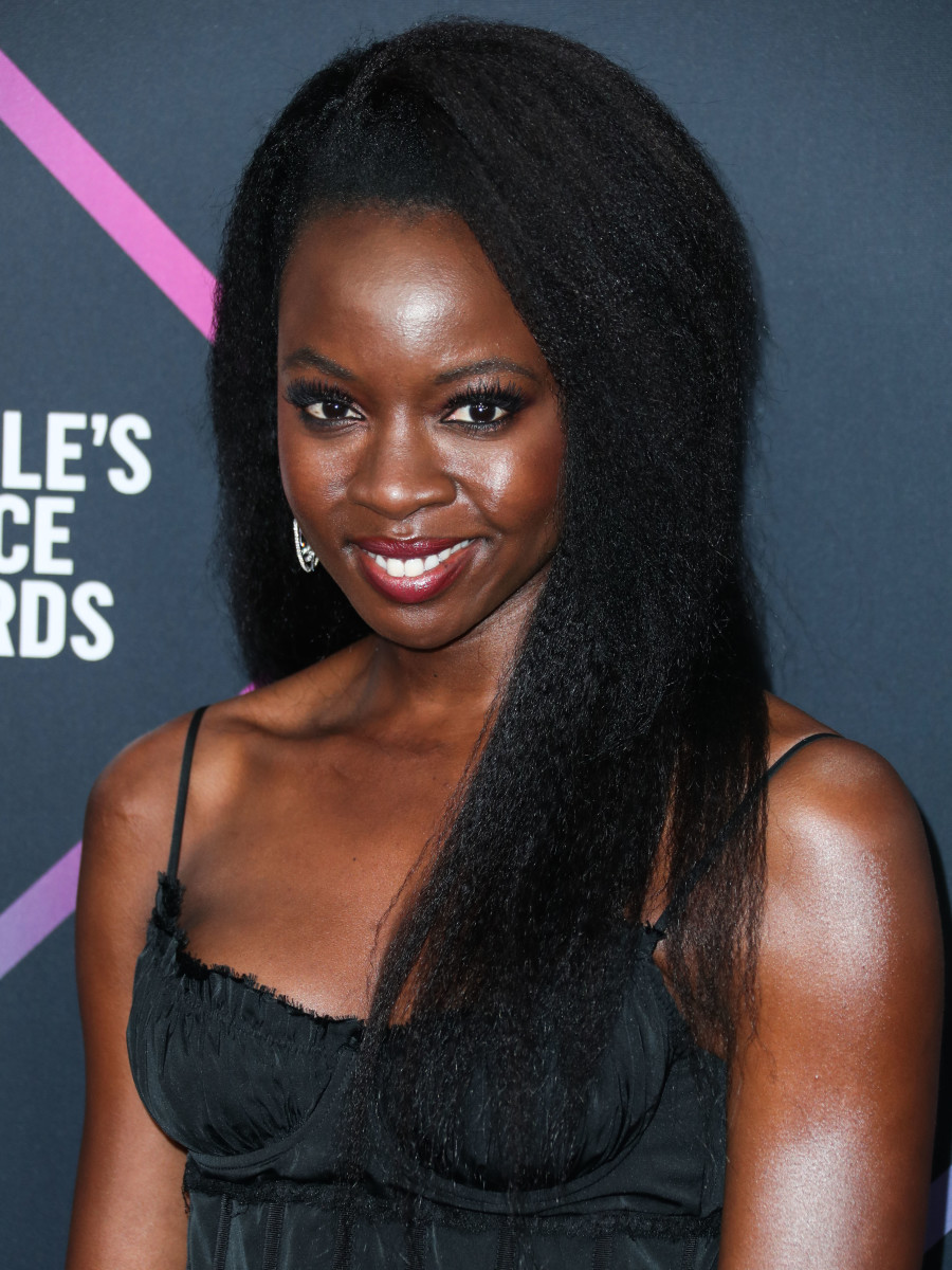 Danai Gurira People's Choice Awards 2018