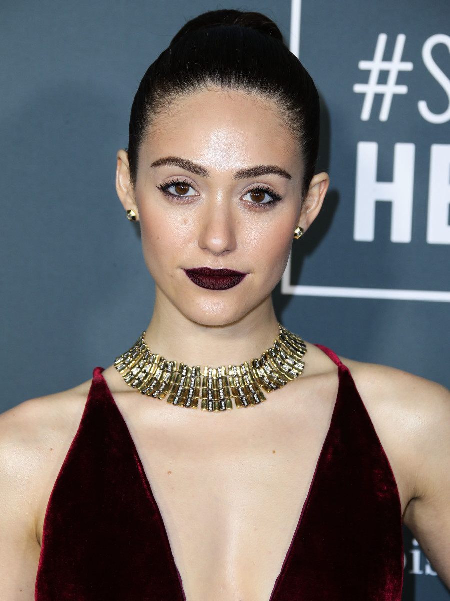 Emmy Rossum Critics' Choice Awards 2019