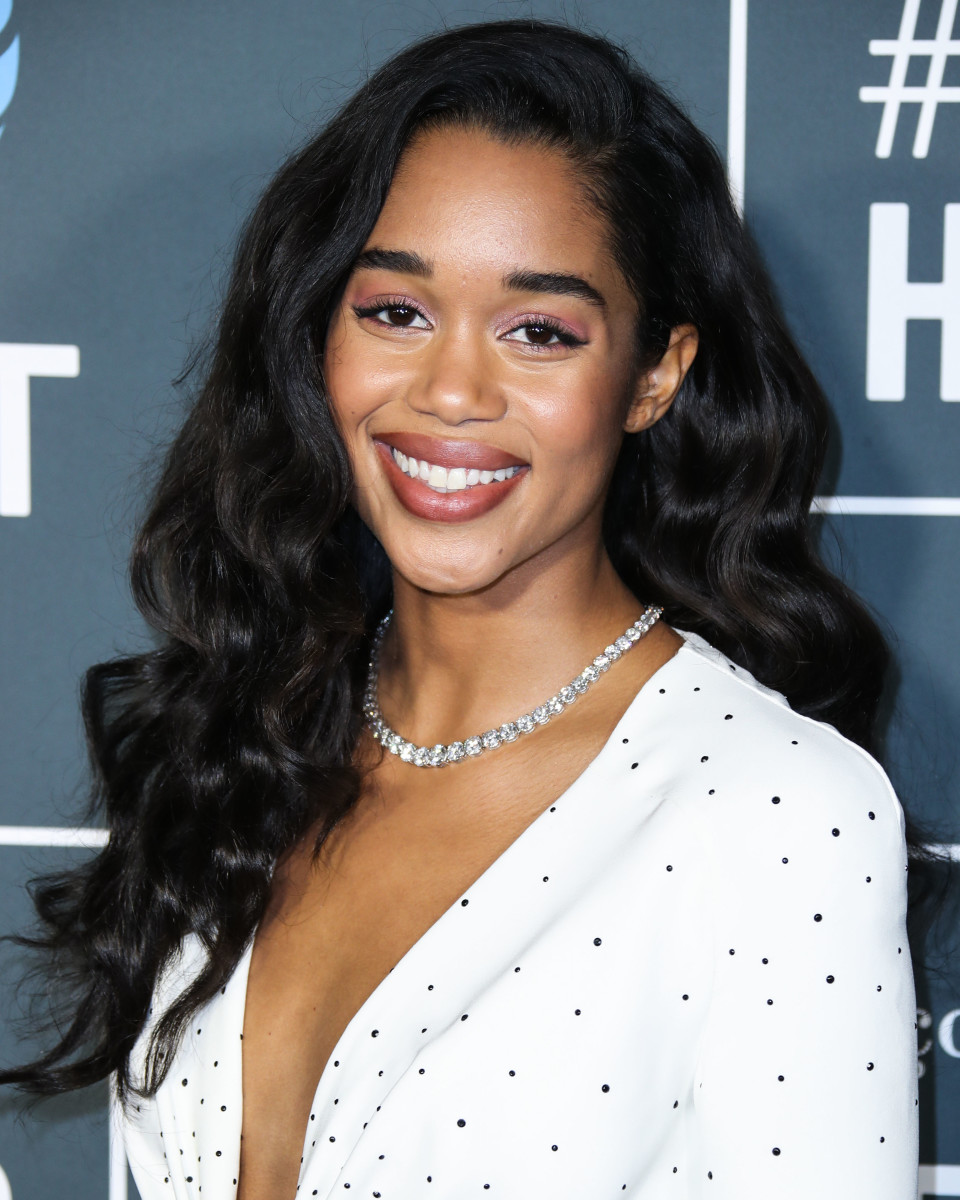 Laura Harrier Critics' Choice Awards 2019