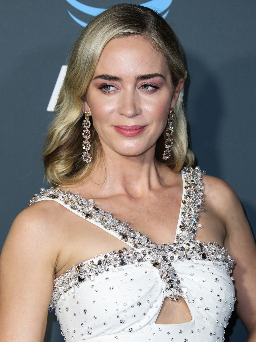 Emily Blunt Critics' Choice Awards 2019