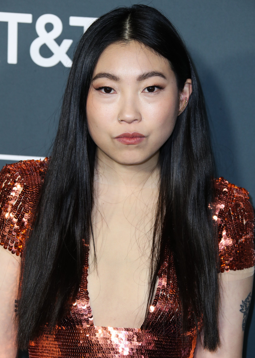 Awkwafina Critics' Choice Awards 2019