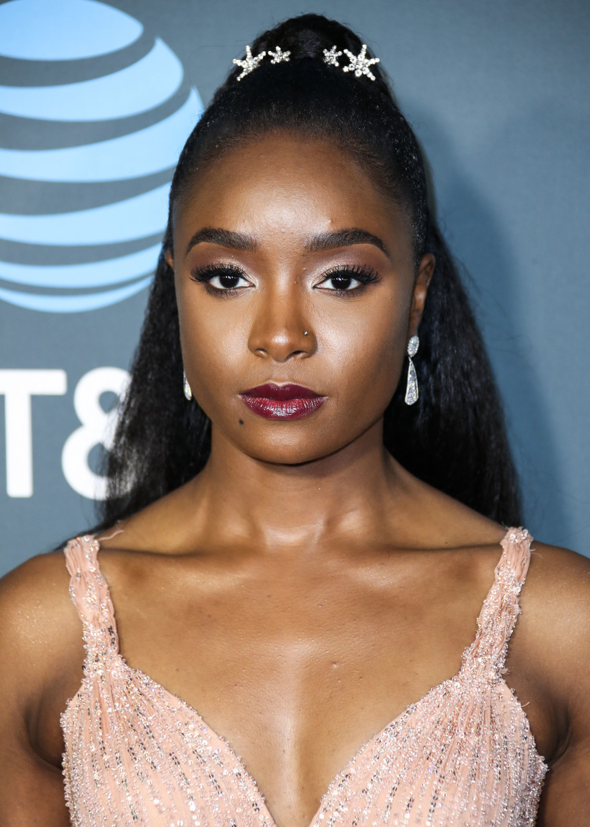 Kiki Layne Critics' Choice Awards 2019