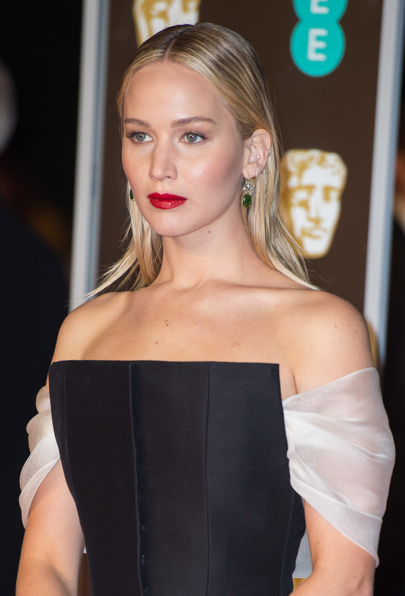 Jennifer Lawrence BAFTA Awards 2018