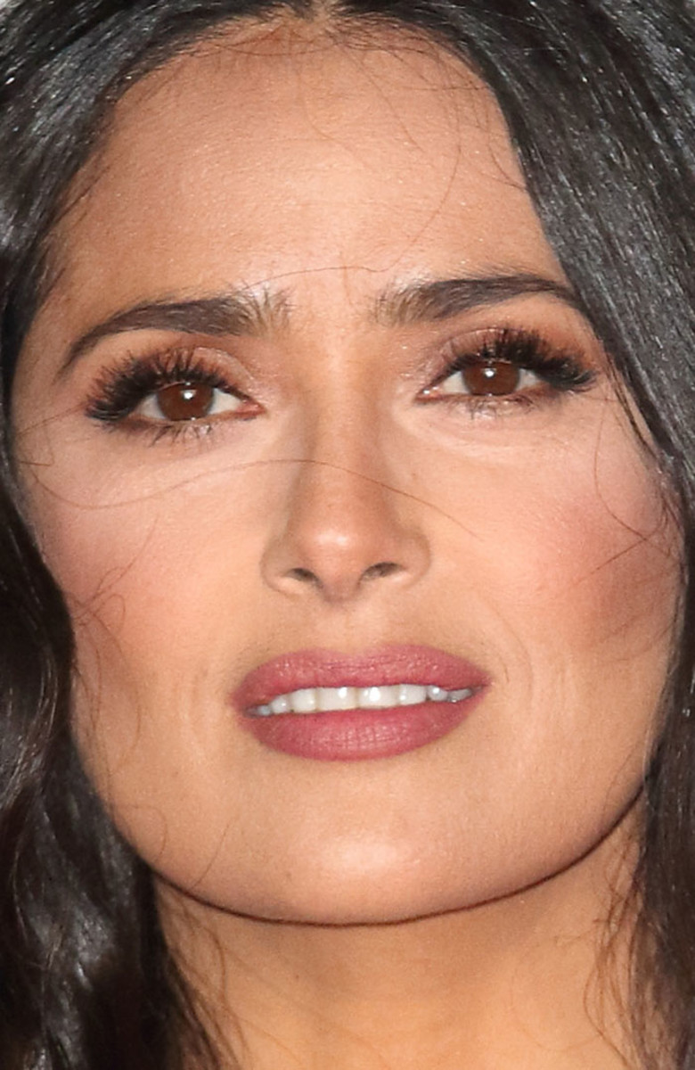 Salma Hayek BAFTA Awards 2018