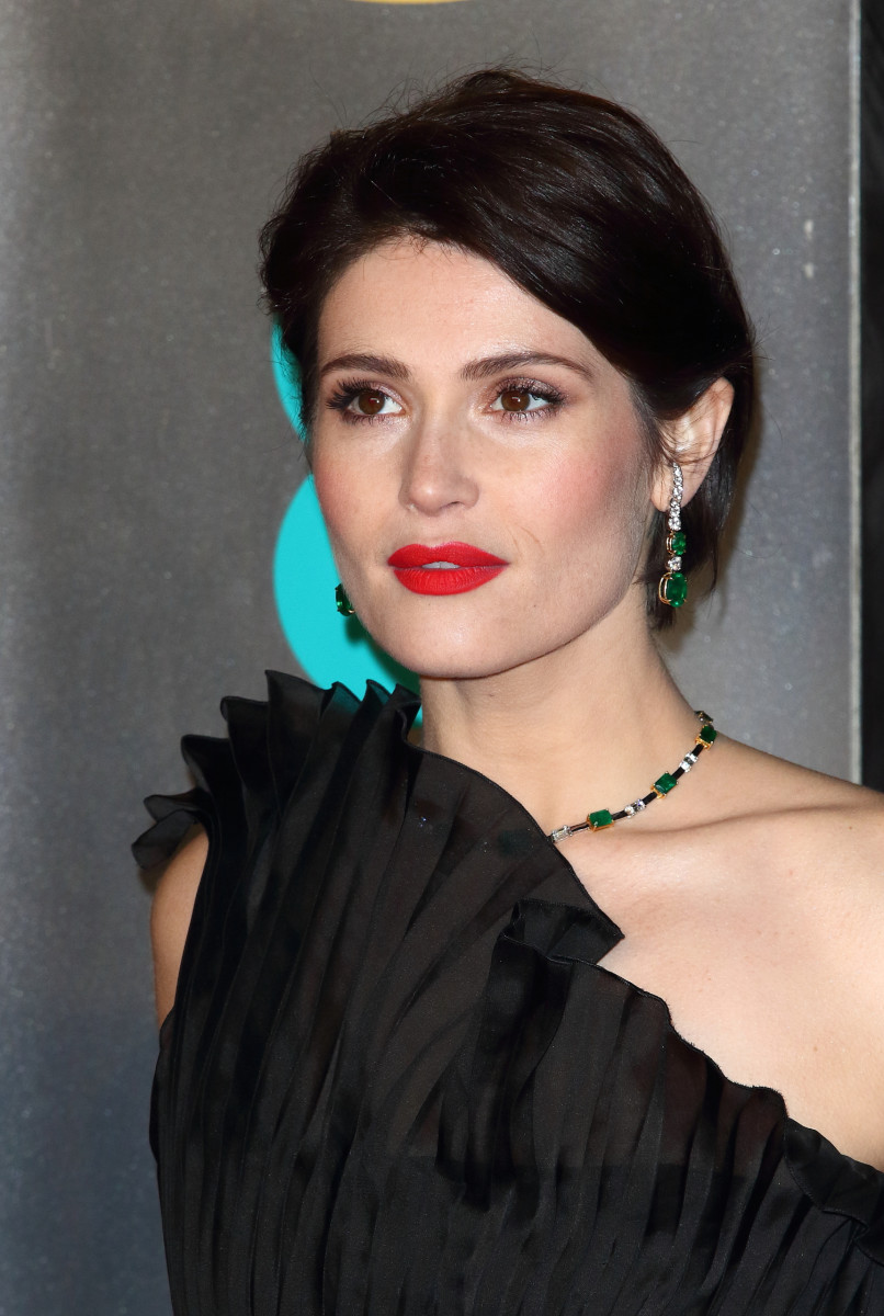 Gemma Arterton BAFTA Awards 2018