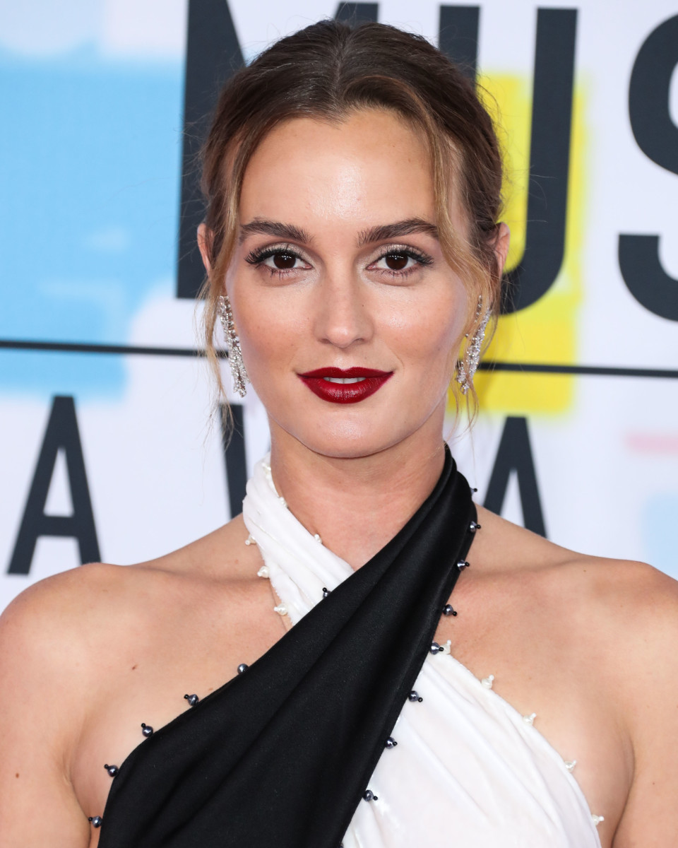 Leighton Meester American Music Awards 2018