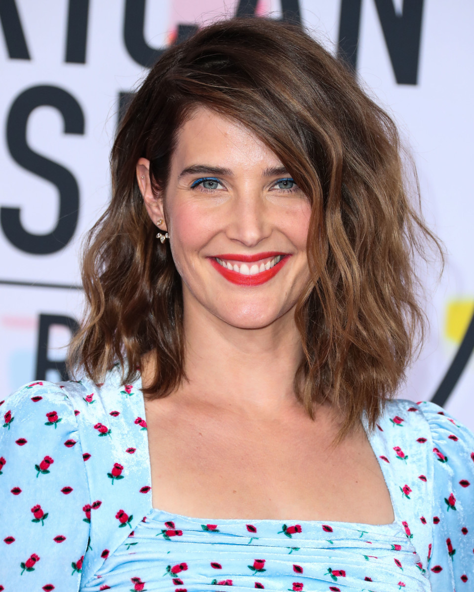 Cobie Smulders American Music Awards 2018