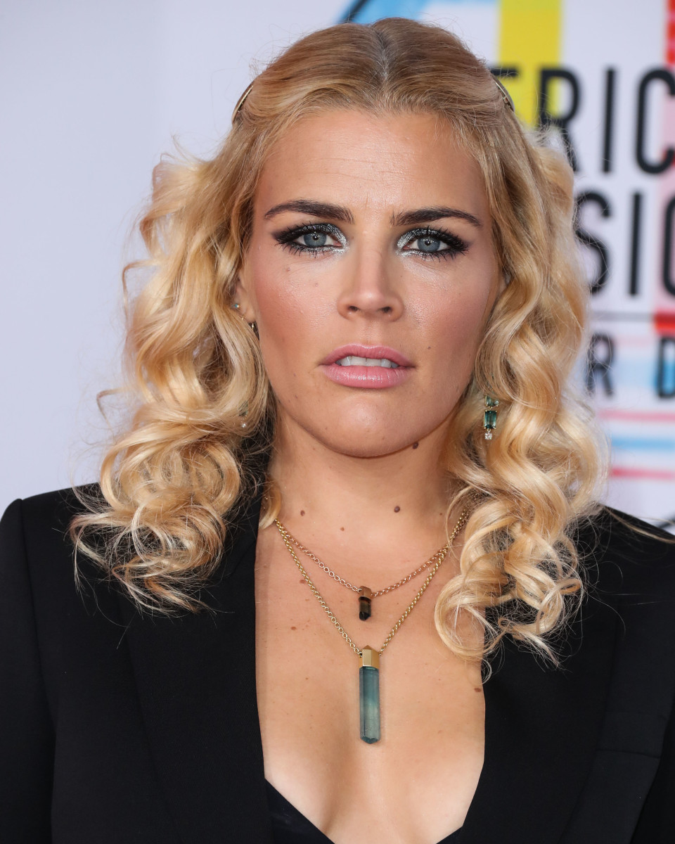 Busy Philipps American Music Awards 2018