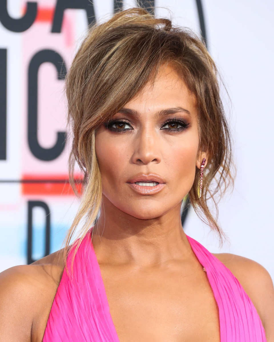 Jennifer Lopez American Music Awards 2018