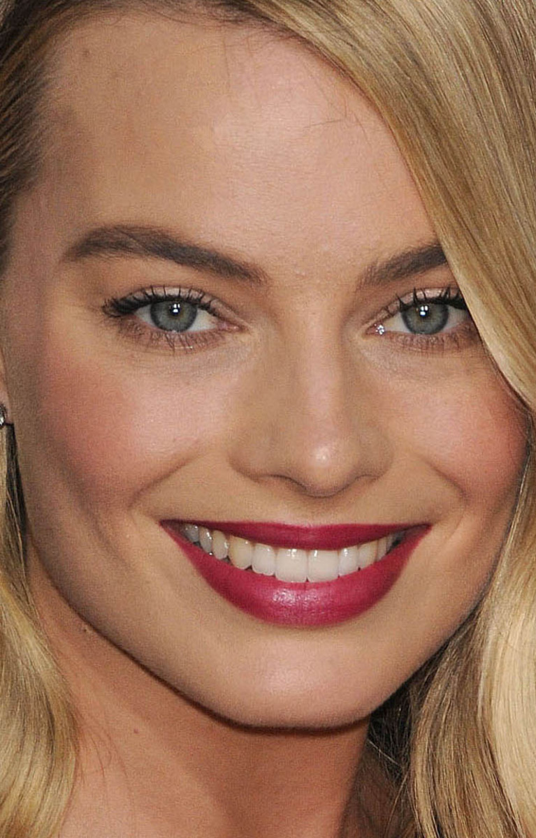 Margot Robbie Golden Globes 2018