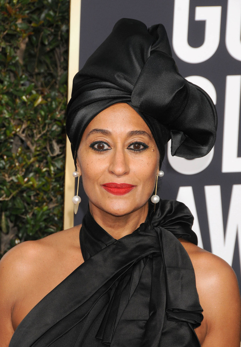 Tracee Ellis Ross Golden Globes 2018