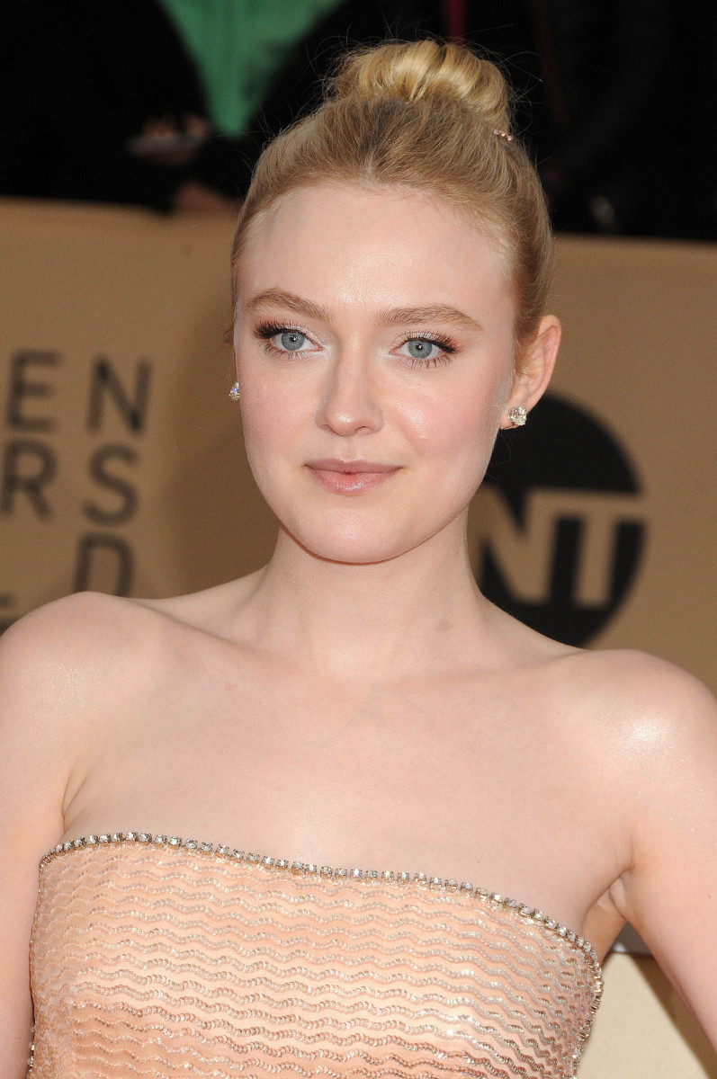 Dakota Fanning SAG Awards 2018