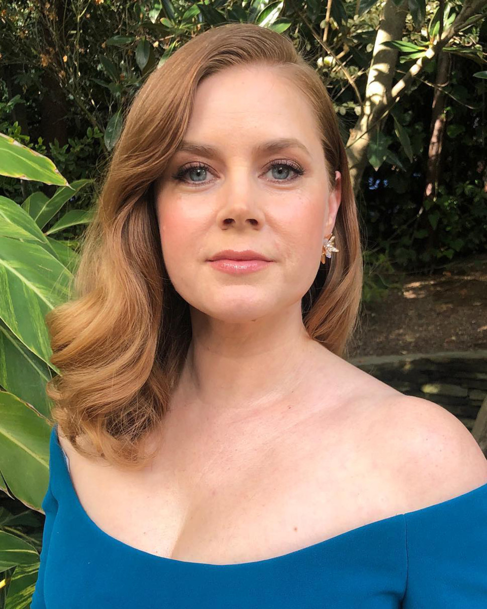 Amy Adams Golden Globes 2019
