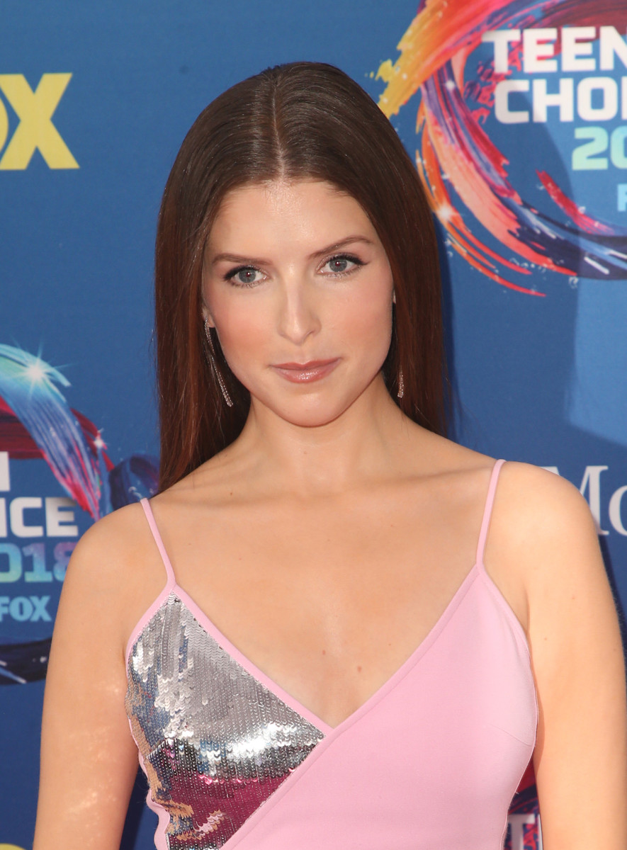Anna Kendrick Teen Choice Awards 2018